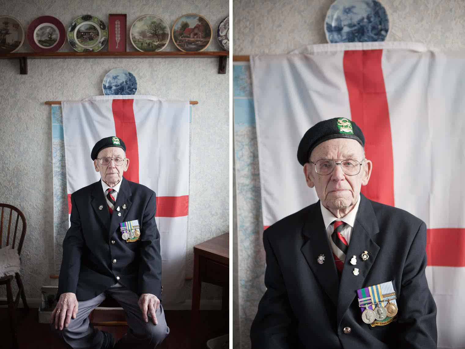 Eric French_The British Legion