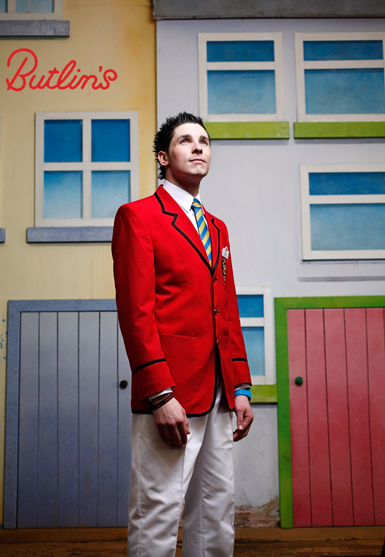 Butlins Red Coat