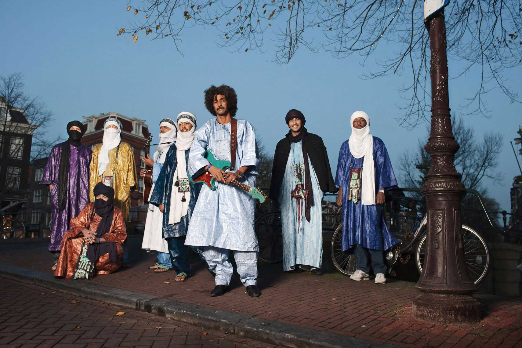 Tinariwen-Michael Clement Photography